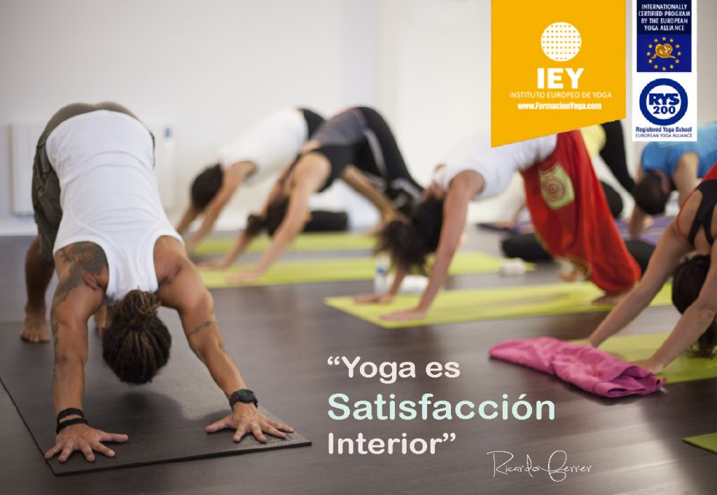 yoga es satisfaccion